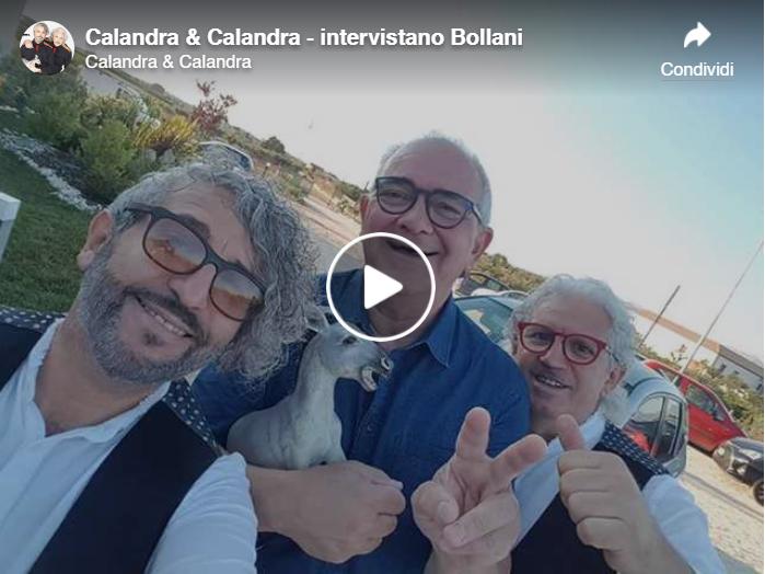 Intervista su Prima Radio, con i protagonisti del terzo libro di Rossini, I Calandra&Calandra.Mitici!